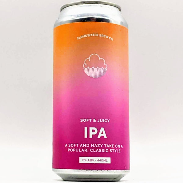 Cloudwater - IPA - 6% ABV - 440ml Can