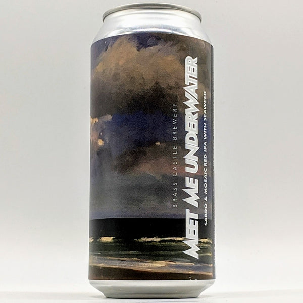 Brass Castle - Meet Me Underwater - Red IPA - 6.5% ABV - 440ml Can