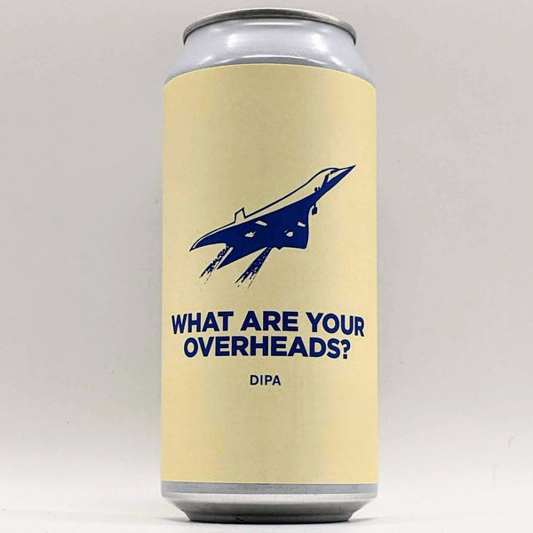 Pomona Island - What are your overheads - DIPA - 8.5% ABV - 440ml Can