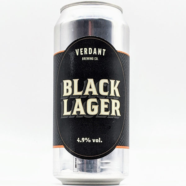 Verdant - Black Lager - 4.9% ABV - 440ml Can