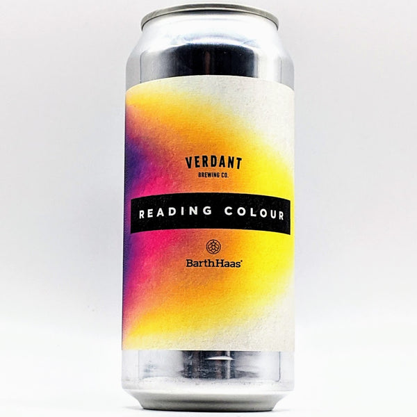 Verdant - Reading Colour - IPA - 6.9% ABV - 440ml Can
