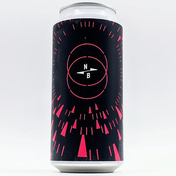 North Brewing / Naparbier - Triple Fruited Gose / Rise Up Fruited Sour - 7% ABV - 440ml Can - TFG