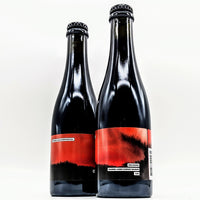 Broaden & Build - Red Sonia - Barrel Aged Cherry Saison - 7.5% ABV - 375ml Bottle