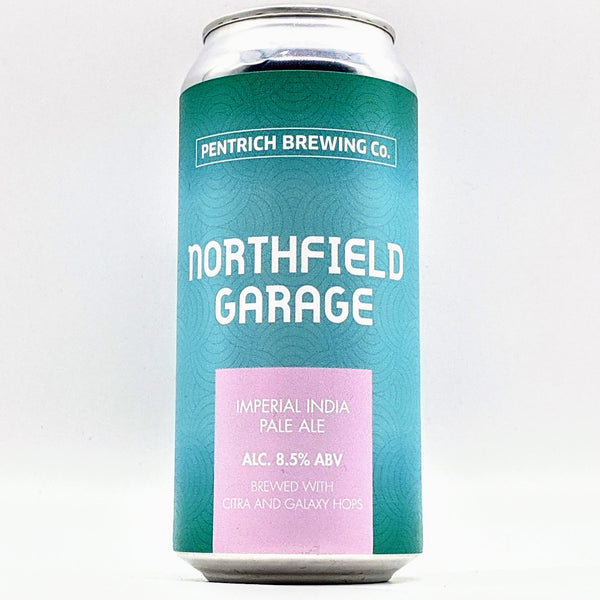 Pentrich - Northfield Garage - 8.5% DIPA - 440ml Can