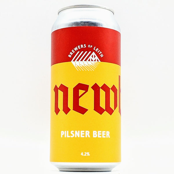Newbarns - Pils - 4.2% ABV - 440ml Can
