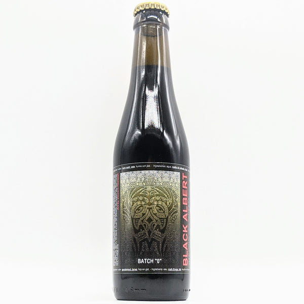 Struise - Black Albert - 13% Imperial Stout - 330ml Bottle