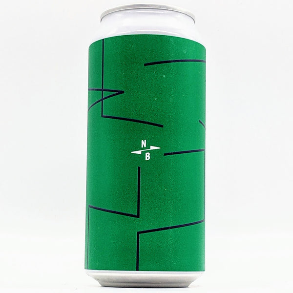 North - Into the Merzbau - 7% ABV - 440ml Can