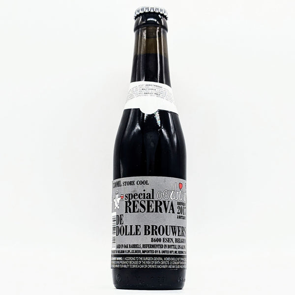 De Dolle - Oerbier Reserva - 13% Belgian Strong Ale - 330ml Bottle
