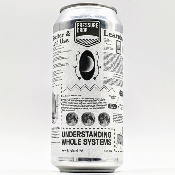 Pressure Drop - Understanding Whole Systems - 7.4% Citra IPA  - 440ml Can