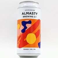 Almasty - Mango IPA - 6% ABV - 440ml Can