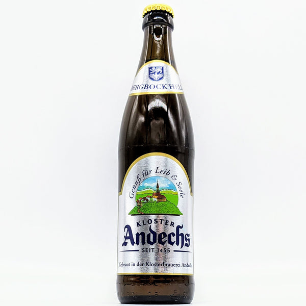 Andechs - Andechser Bergbock Hell - 6.9% ABV - 500ml Bottle
