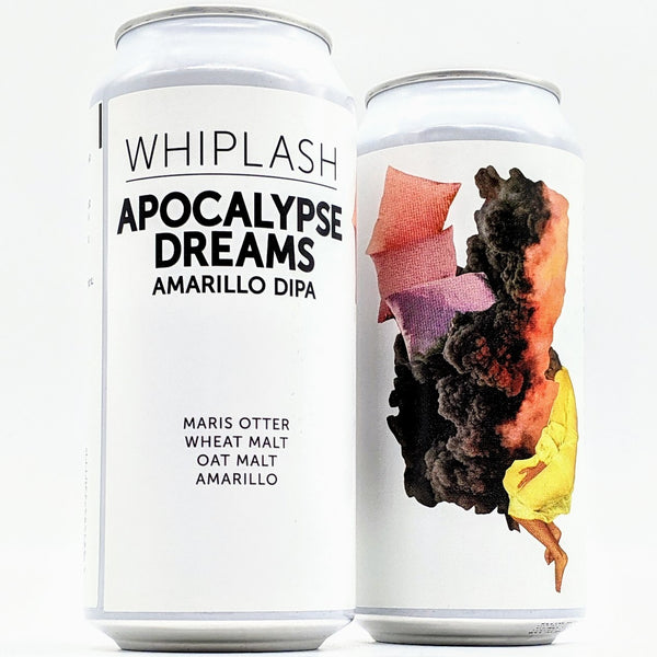 Whiplash - Apocalypse Dreams - 8% ABV - 440ml Can