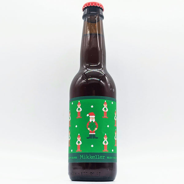 Mikkeller - Santa's Hoppy Helpers - 6% ABV - 330ml Bottle