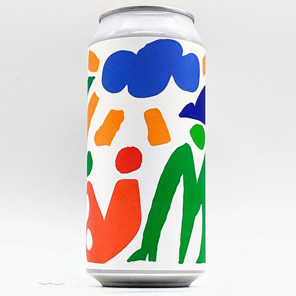 Track / Steep Soda - Jalisco - 2.8% Lime Radler