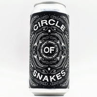 Black Iris - Circle Of Snakes - 8% ABV - 440ml Can