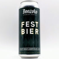 Donzoko - Festbier - 5.6% Festbier - 500ml Can