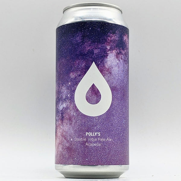 Pollys - Accapella - 8% DIPA - 440ml Can