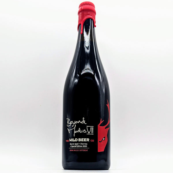 Wild Beer - Beyond Modus VII - 7% ABV - 750ml Bottle