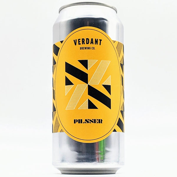 Verdant - NZ Pilsner - 4.9% ABV - 440ml Can