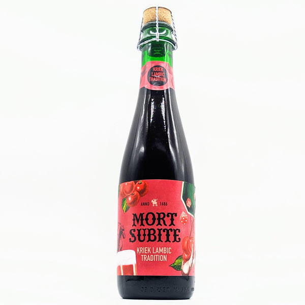 Mort Subite - Kriek - 4.5% ABV - 375ml Bottle
