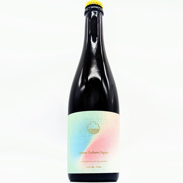 Cloudwater - Never Before / Again - 6.2% Yuzu & Salt Sour - 750ml Bottle