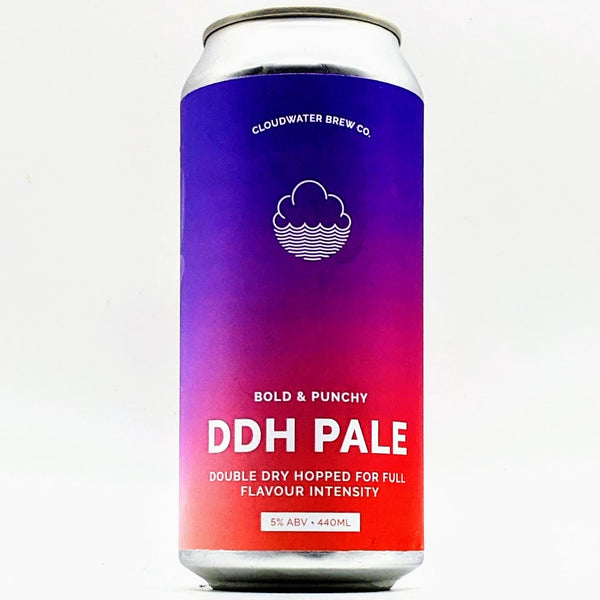 Cloudwater - DDH Pale - 5% ABV - 440ml Can