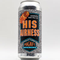 Magnify - His Airness - 12% Quad IPA - 473ml Can