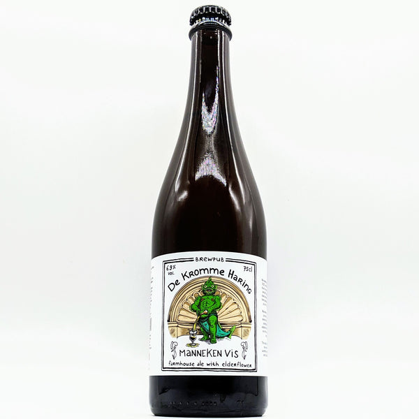 De Kromme Haring - Manneken Vis  - 6.9% ABV - 750ml Bottle
