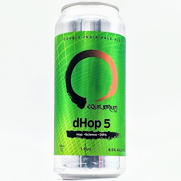 Equilibrium - Dhop5 - 8% DIPA - 473ml Can
