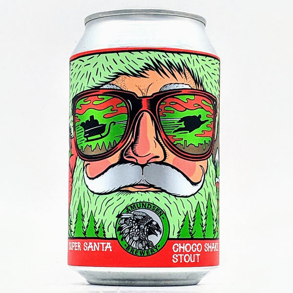 Amundsen - Super Santa - 4.7% ABV - 330ml Can