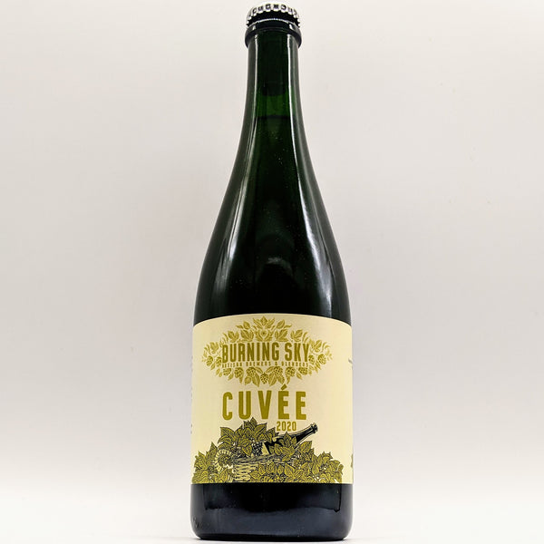 Burning Sky - Cuvee 2020 -  6.5% ABV - 750ml Bottle