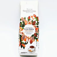 Simón Coll - Spanish Hot Chocolate Powder with Cinnamon - 180g