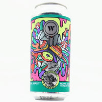 Amundsen / Wylam - Virtual Reality 04 - 11.5% Mocha Coconut & Vanilla Macaroon Pastry Stout - 440ml Can