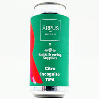 Arpus / Baltic - Citra Incognito TIPA - 10% ABV - 440ml Can