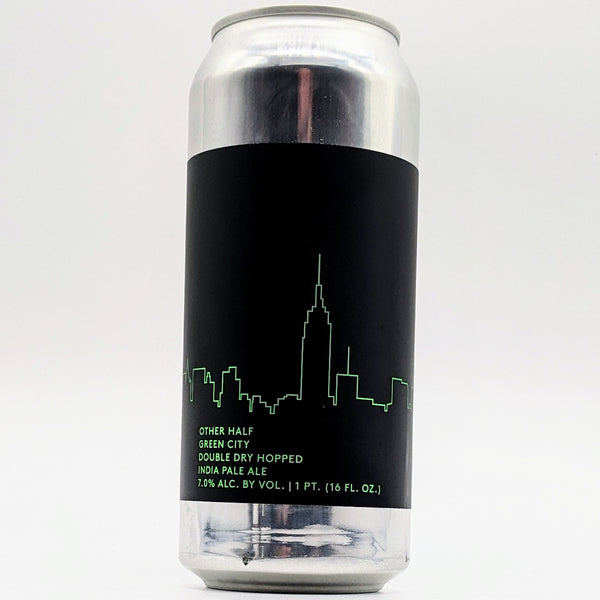 Other Half - Double Dry Hopped Green City - 7% ABV - 473ml Can