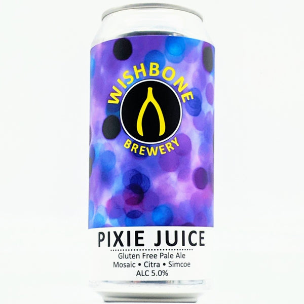 Wishbone - Pixie Juice - 5% Gluten Free Pale - 440ml Can
