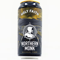 Northern Monk - Holy Faith - 0.5% ABV - 440ml Can
