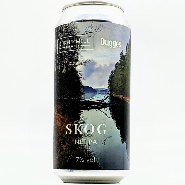 Burnt Mill / Dugges - Skog - 7% NE IPA - 440ml Can