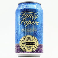 Cigar City - Fancy Papers - 6.5% NE IPA - 355ml Can