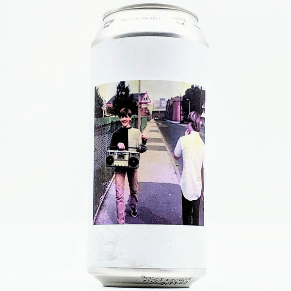 Northern Monk / North Brewing / British Culture Archives - Boombox - 7.2% DDH IPA - 440ml Can