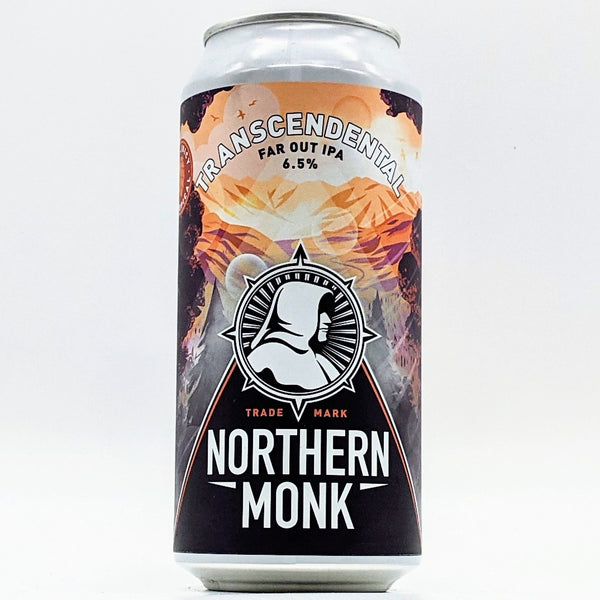 Northern Monk - Transcendental - 6.5% Saison IPA - 440ml Can