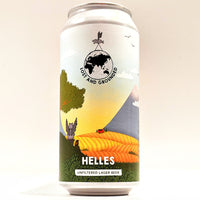 Lost & Grounded - Helles - 4.4% ABV - 440ml Can