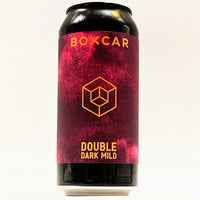 Boxcar - Double Dark Mild - 6.3% ABV - 440ml Can
