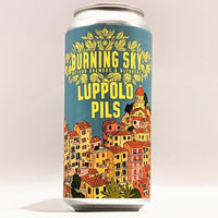 Burning Sky - Lupullo Pils - 5.2% Italian Pils - 440ml Can