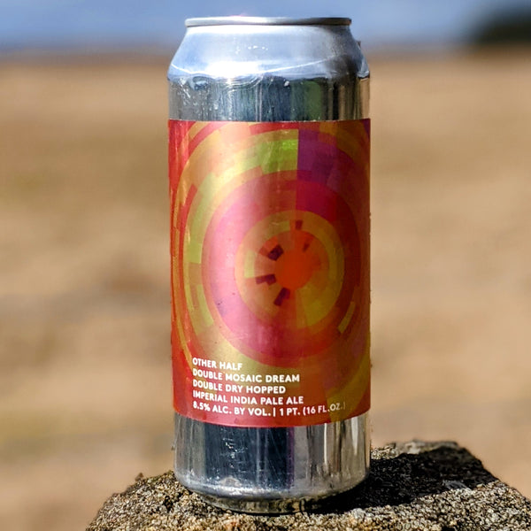 Other Half - DDH Double Mosaic Dream - 8.5% DIPA - 473ml Can