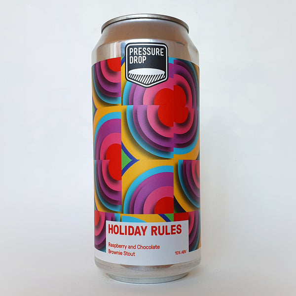Pressure Drop - Holiday Rules