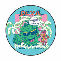 Deya - Saturated in Galaxy - 8% Galaxy DIPA - 500ml Can