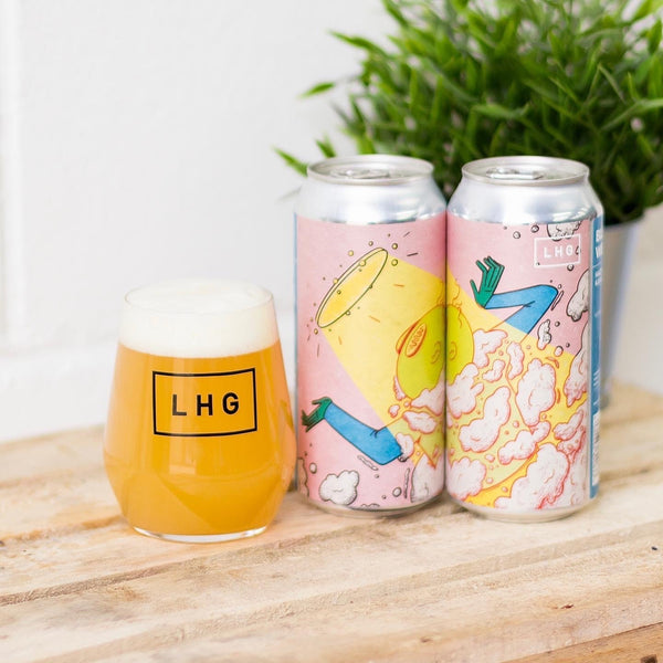 Left Handed Giant - Bless The Weather - Hazy IPA - 6.6% ABV - 440ml Can