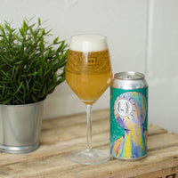 Left Handed Giant - Treachery of Images - Hazy IPA - 6.8% ABV - 440ml Can