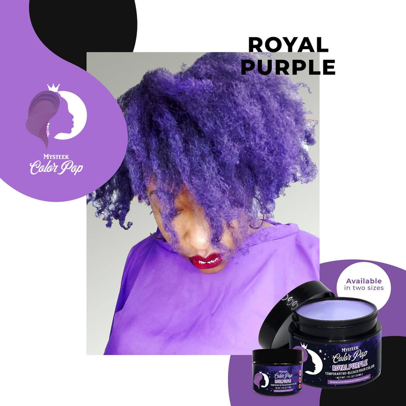 Two Dope Color Set ( 2 Colors 1oz) Royal Purple | Bougie Blue.
